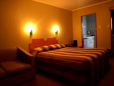 Turangi Bridge Motel Accommodation New Zealand