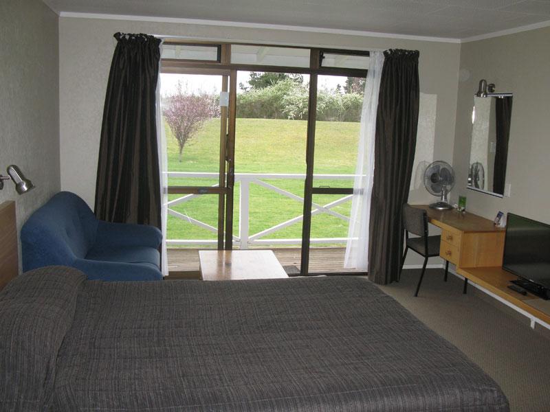 Turangi Bridge Motel Accommodation New Zealand